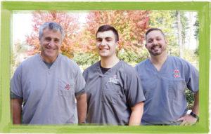 Delaware, Ohio dentists near me: Robert Green DDS, Kevan Green DDS, and James Pawlecki DDS
