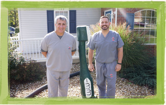 Image of Delaware, Ohio dentist's Robert Green DDS, and James Pawlecki DDS